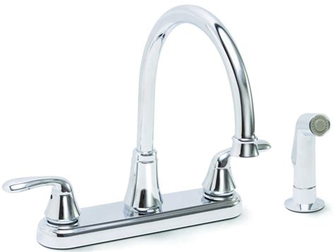 single kitchen faucet with pull out spray top 10 best kitchen faucets reviewed