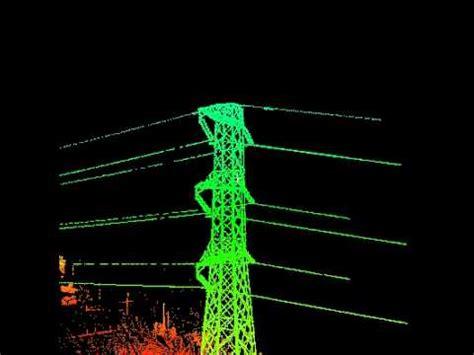 traliccio alta tensione epc rilievo laser scanner traliccio alta tensione
