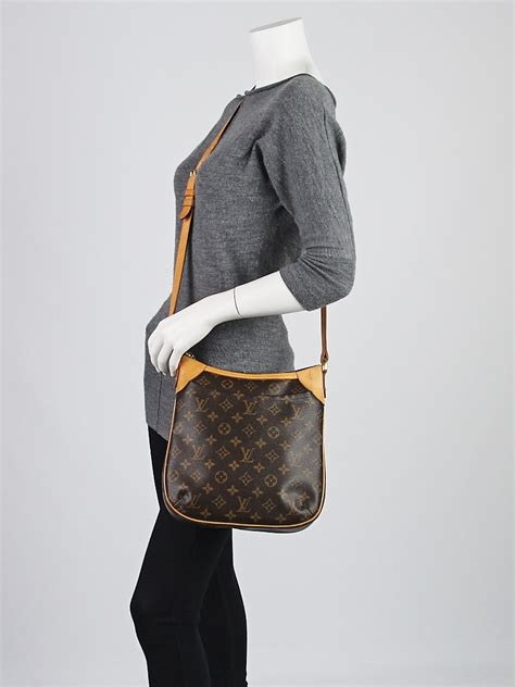 louis vuitton monogram canvas odeon pm bag yoogis closet