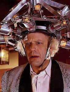 Back to Future Doc Brown