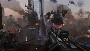 Call Of Duty Advanced Warfare New Screenshots PS4 Home