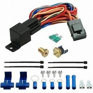 210 U0026 39 F High Temp Electric Fan Thermostat Switch 1  8 U0026quot  Inch