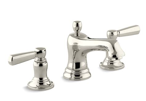 Wrought Iron Bathroom Faucets