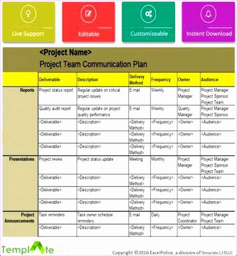 Project Deliverable Template by Project Deliverables Template Excel K6hcf Fresh Free