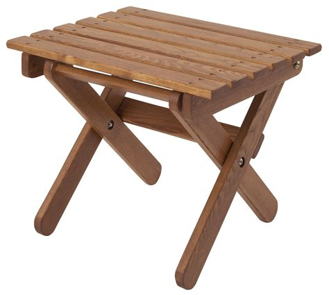 outdoor folding side table furniture ideas
