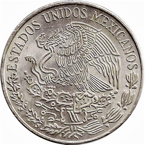 5 pesos mexico numista