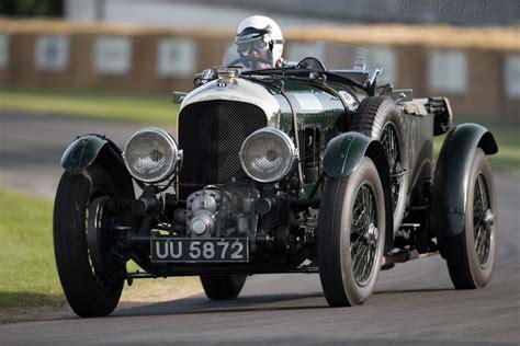 1931 Bentley 4½-litre 'blower' Le Mans Tourer