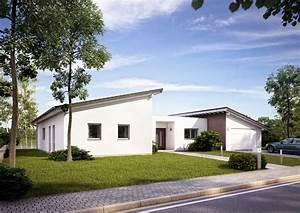 2 Familien Fertighaus : bungalow trio mit garage kern haus ~ Michelbontemps.com Haus und Dekorationen