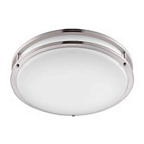 flush mount ceiling fans with lights canada hton bay low profile led 16 inch flush mount ceiling