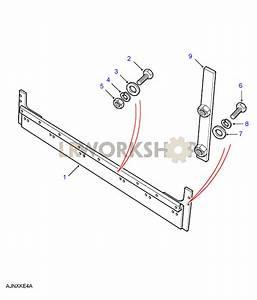 Rear Body Lower - Toe Panel