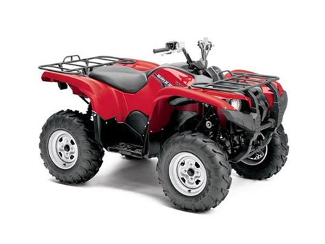 2014 Yamaha Grizzly 700 Fi Auto. 4x4 Eps Review