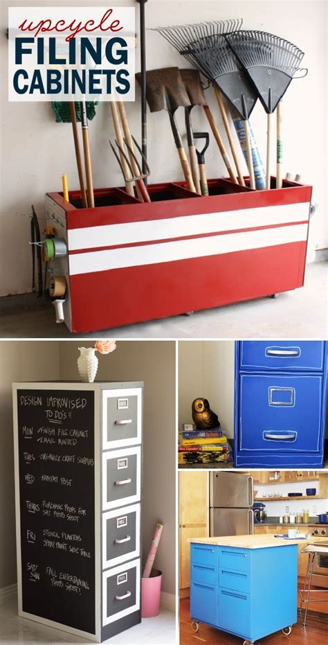 12 Ways to Upcyle Old Cabinets