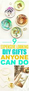 9 Expensive Looking Easy DIY Gifts | Gift Ideas | Pinterest