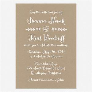 Casual wedding invitation wording theruntimecom for Wedding invitation language casual