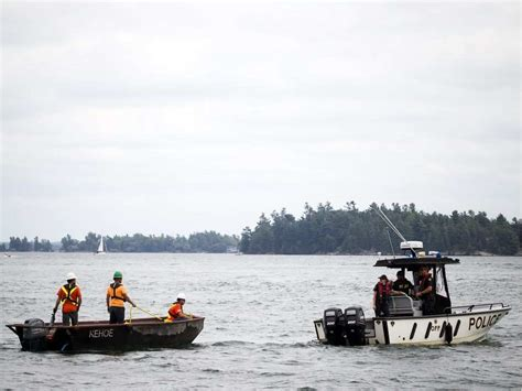 Boating Accident In Rockport by Ottawa Family Devastated As Boy 11 Still Missing After