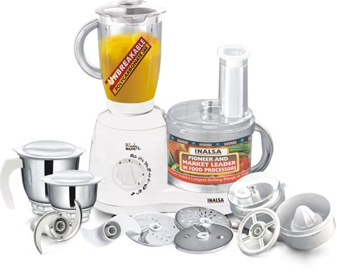 Food Blender Lidl by Inalsa Maxie Plus Food Processor Sharmilazkitchen