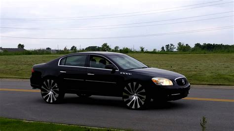 2008 Buick Lucerne by 2008 Buick Lucerne On 26s Rims 2015