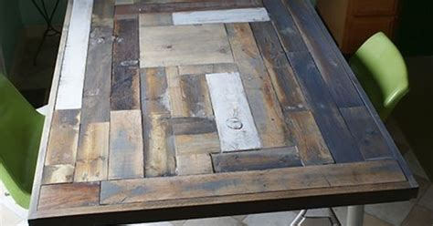 wooden desk top cut to size reclaimed wood table top resurface diy hometalk 2135