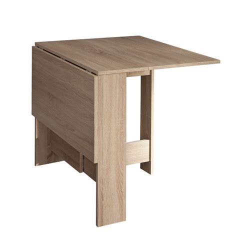 table pliante cuisine curry table pliante 28 103 cm chêne naturel achat