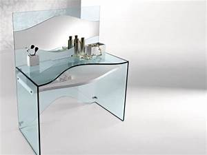 Coiffeuse Meuble Moderne : la coiffeuse un meuble 100 f minin meuble ~ Teatrodelosmanantiales.com Idées de Décoration