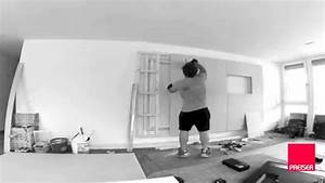 Kabel An Wand Befestigen : tvwand ambiente beleuchtung unsch ne kabel versteckt youtube von tv an wand kabel verstecken ~ Watch28wear.com Haus und Dekorationen