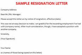 Resignation Letter Template October 2012 How To Write A Letter For Permanent Employment Cover How To Write A Resignation Letter For Job You Just Started 12 Job Resignation Letter Templates Free Sample