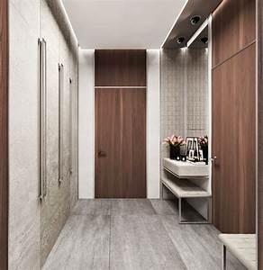 Deco Couloir Blanc : couloir blanc dco couloir ides pour suinspirer ~ Zukunftsfamilie.com Idées de Décoration