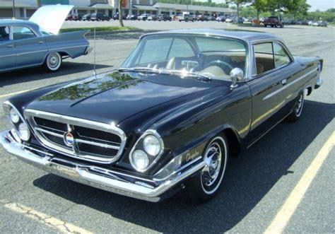Auto Appraisals Alan, 1962 Chrysler 300H 2 Door Hardtop