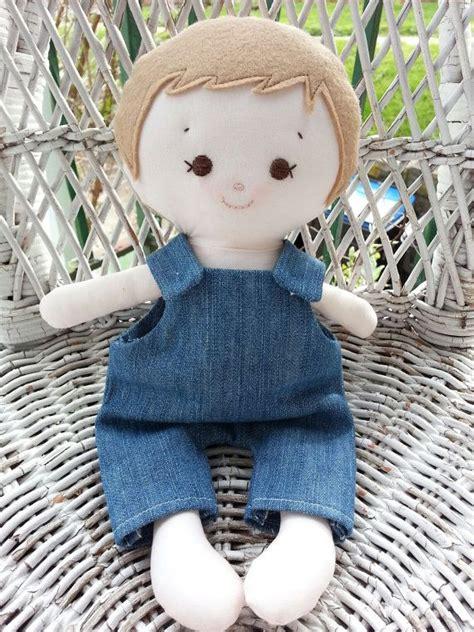 friend noah  handmade cloth doll dandelions sewing