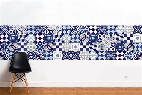 frise murale cuisine frise murale azulejos izoa