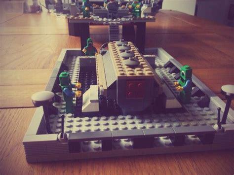 nx  main engineering startrek lego star trek star