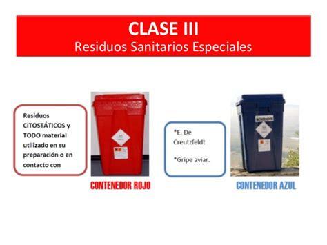clasificacion de residuos por colores clasificacion residuos