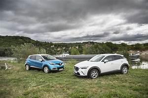 Mazda3 Dynamique : essai comparatif mazda cx 3 vs renault captur le match des petits suv photo 62 l 39 argus ~ Gottalentnigeria.com Avis de Voitures