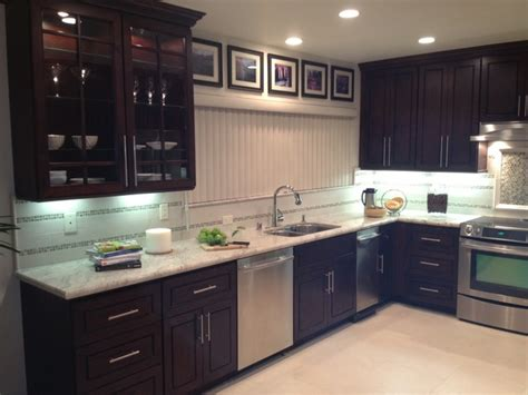 kitchen floor cabinets chocolate door style kitchen modern kitchen cabinetry 1621