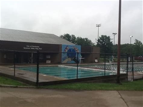 genesee valley park pool rochester ny public swimming