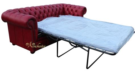 Chesterfield Bed Settee by Chesterfield 3 Seater Settee Sofa Bed Gamay