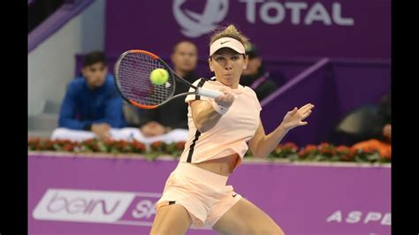 WTA Qatar Total Open Final Preview and Prediction: Simona Halep vs Elise Mertens - Last Word on Tennis