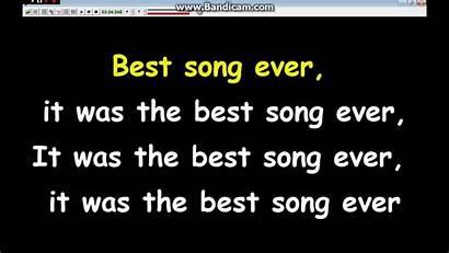 Lyrics Song Karaoke Ever Direction