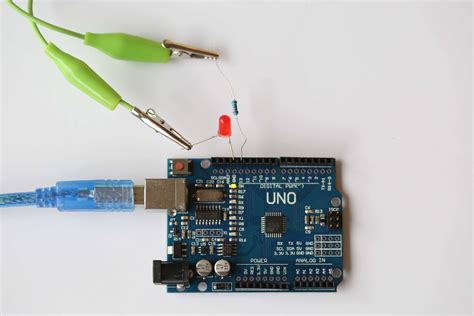 faire clignoter une led arduino1 la fabrique diy