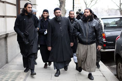 anjem choudary   government set  ban