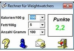 Punkte Berechnen Ww : weight watchers punkte so berechnen sie ihren ~ Themetempest.com Abrechnung