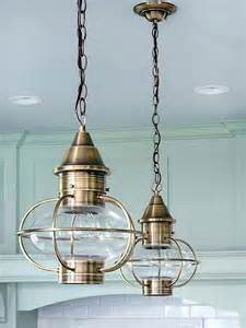 Coastal Kitchen Light Fixtures