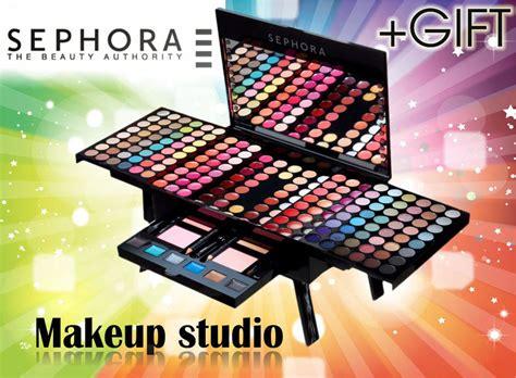 sephora palette makeup make up eyeshadow set studio