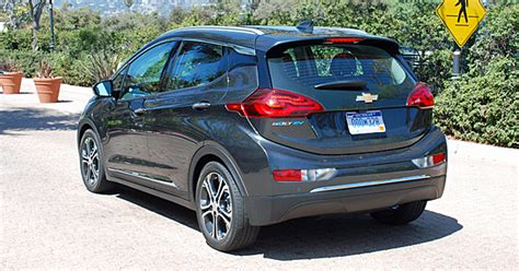 Chevy Bolt Mainstreams The Electric Car
