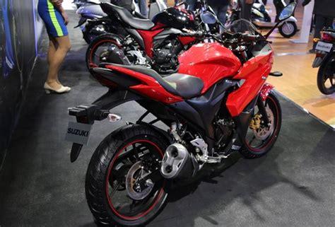 Gsx150r by Suzuki Gsx150r Siap Tantang Yamaha R15 Autos Id