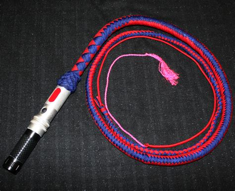 Wars Light Whip by Wars Lightwhip Paracord Whip Fully Functional