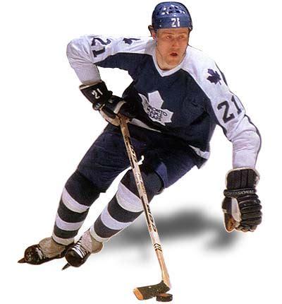 Borje salming was hero in toronto, sweden. Salming, Borje -- Honoured Player -- Legends of Hockey