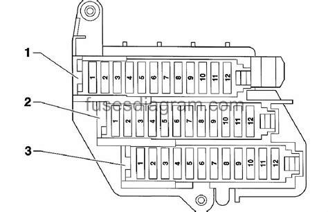2006 Audi A3 Fuse Box Diagram by Fuse Box Audi A6 C6