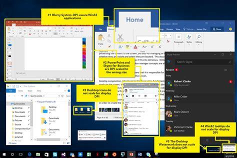 high dpi changes the windows 10 creators update arrives