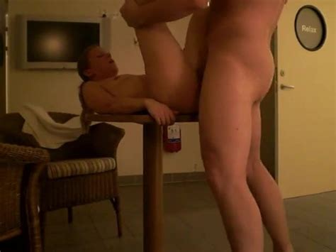 Hot Amateur Swedish Couple Fucks In A Hotel Spa At Night